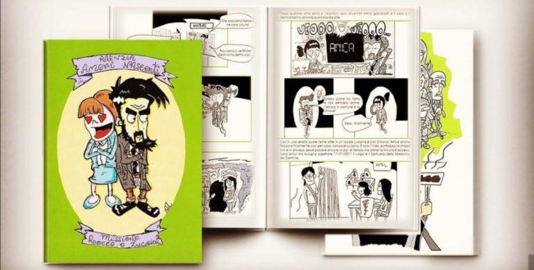 Wedding's Comics