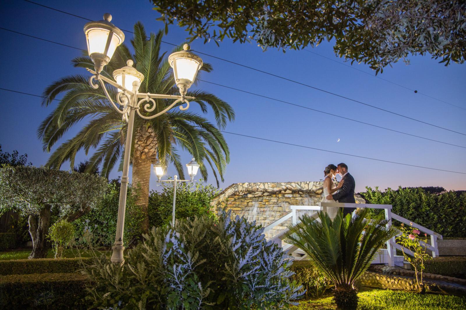 location sposi in campania