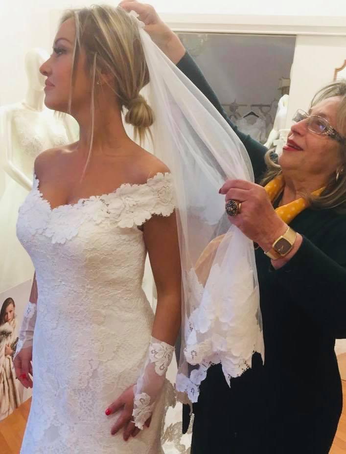Gedy Martone Sposa