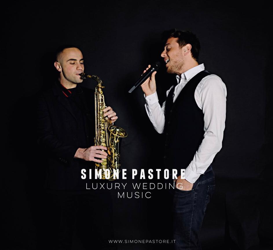 Simone Pastore Luxury Wedding Music