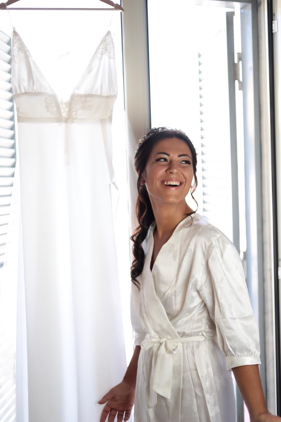 Abito da sposa cercasi: parola a Debora Di Napoli