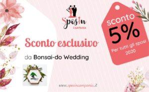 Coupon Bonsai-do Wedding
