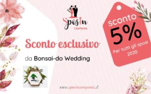 Coupon Bonsai-do Wedding