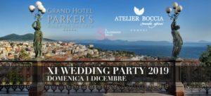 Il calendario delle spose al Grand Hotel Parker's a Napoli. Sposi Campania, matrimonio