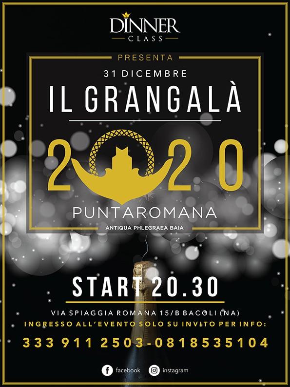 Puntaromana presenta il Gran Galà 2020