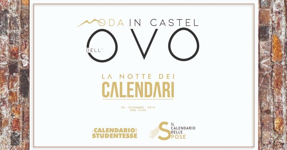La Notte dei Calendari a Castel dell'Ovo