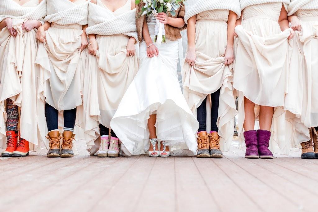 Matrimonio invernale: tutti i vantaggi di sposarsi sotto la neve
