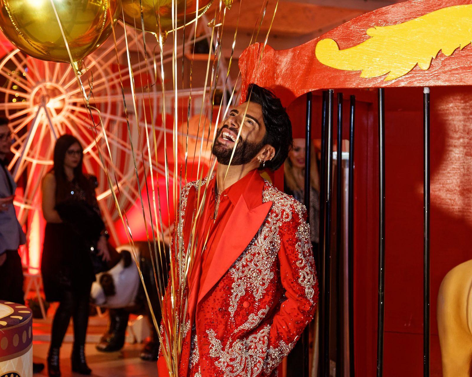 La festa di Federico Fashion Style