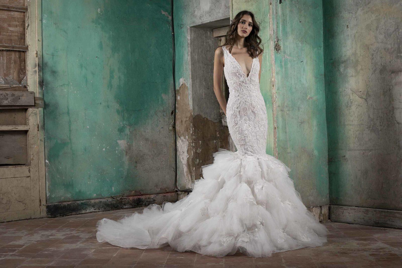 La guida per il tuo abito da sposa