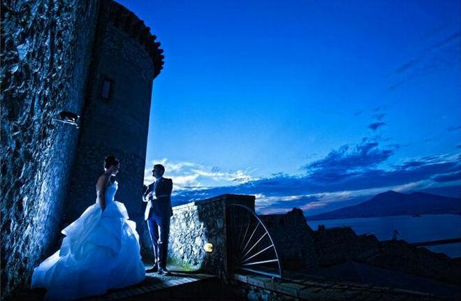 Castellammare di Stabia: una perfetta cartolina vista mare