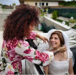 Beyouty lookmaker: Francesca Ragone
