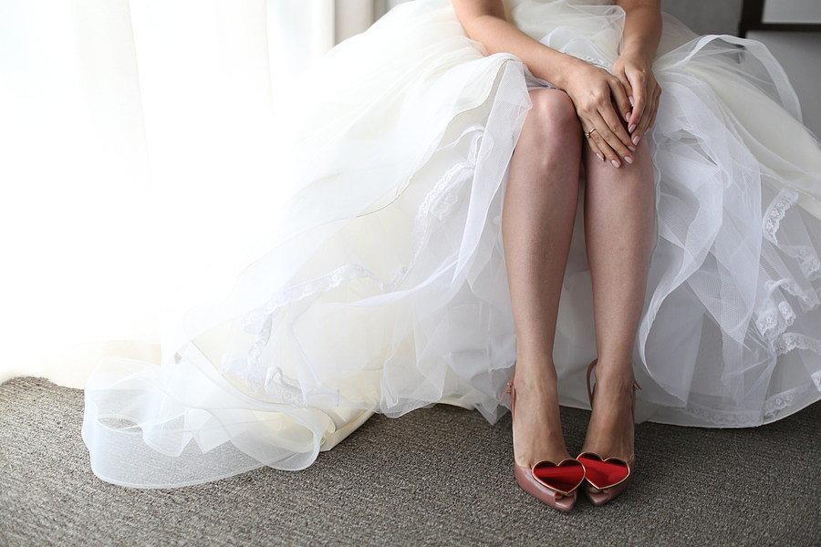 Sposarsi a San Valentino. Cuori sì ma con parsimonia
