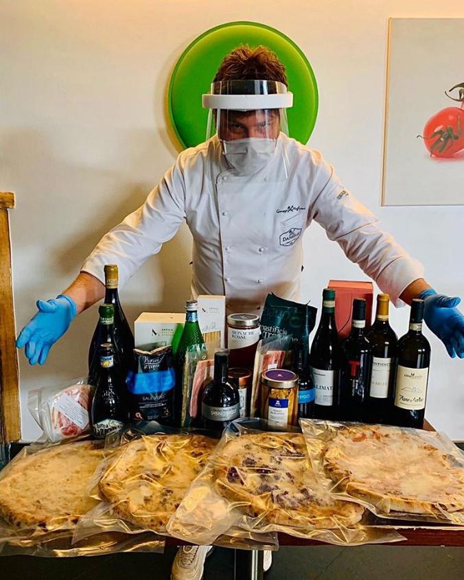 La pizza gourmet direttamente a casa tua durante la quarantena