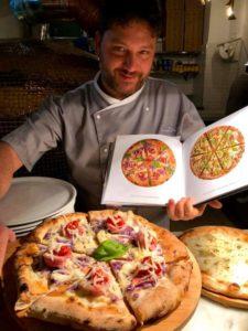 La pizza gourmet direttamente a casa tua durante la quarantena.