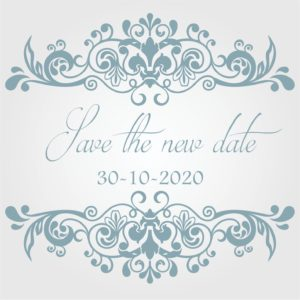 Save the new date