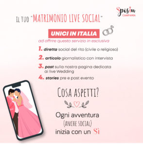 Matrimonio Live Social