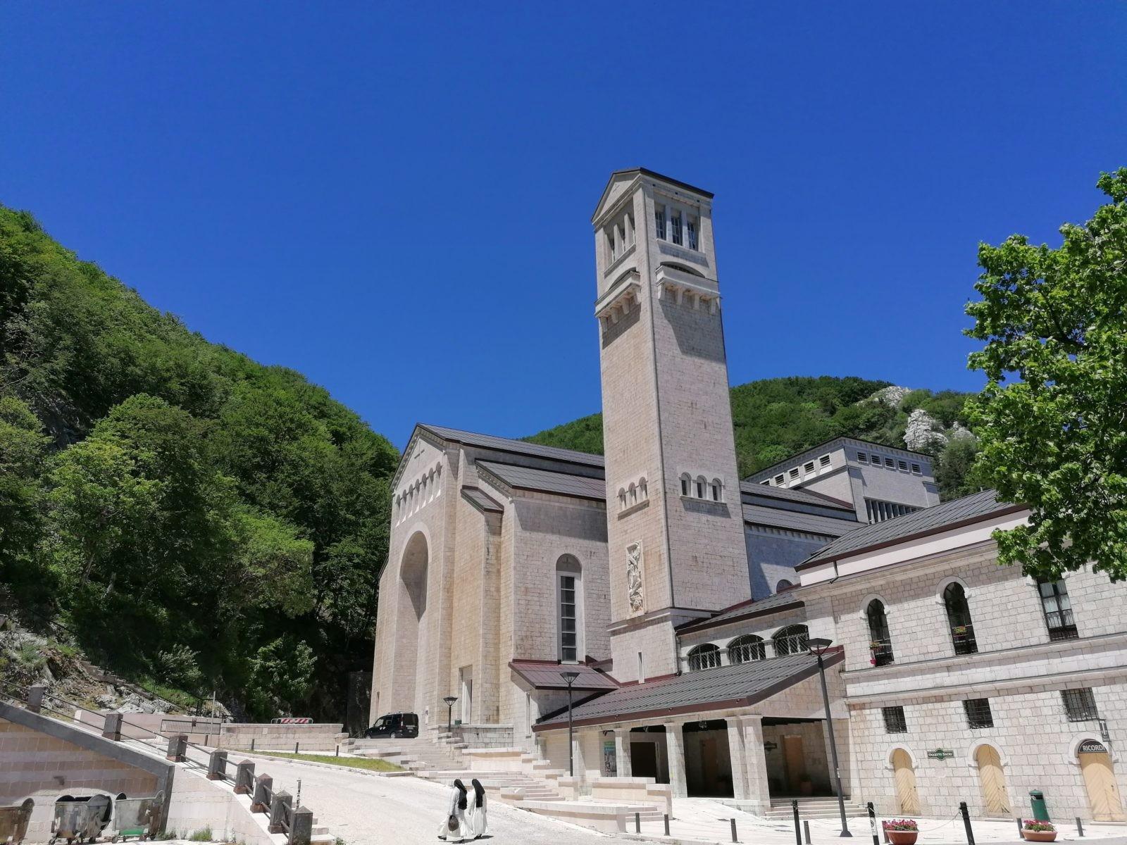 Il Santuario di Montevergine apre ai fedeli in massima sicurezza