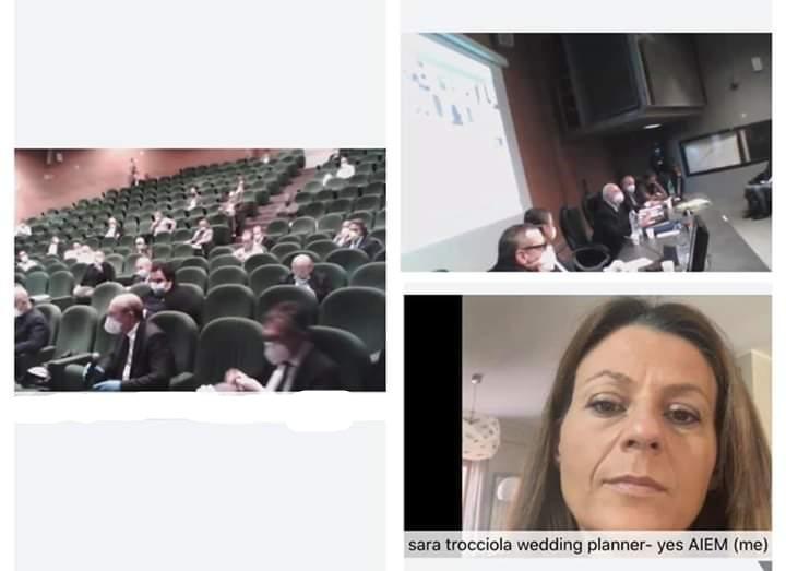 Il Presidente De Luca apre al settore dei matrimoni. L'intervista a Sara Trocciola