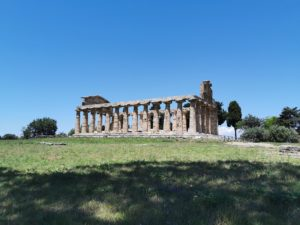 Paestum Tempio di Nettuno