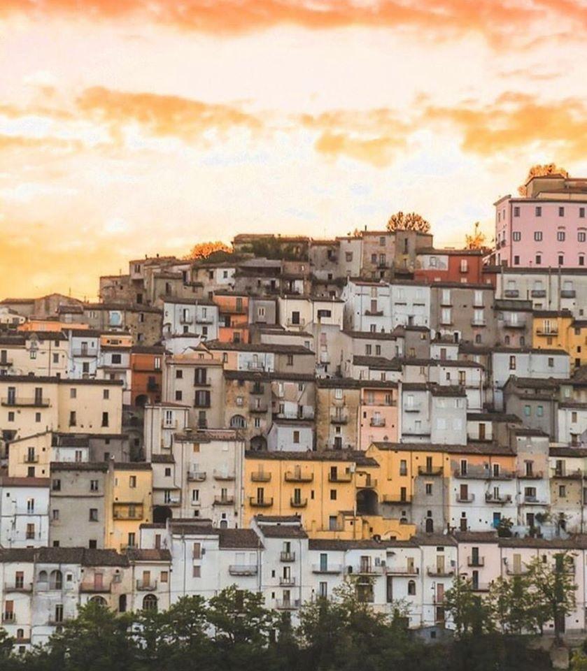 Calitri Irpino: la bellezza situata tra fiumi e monti