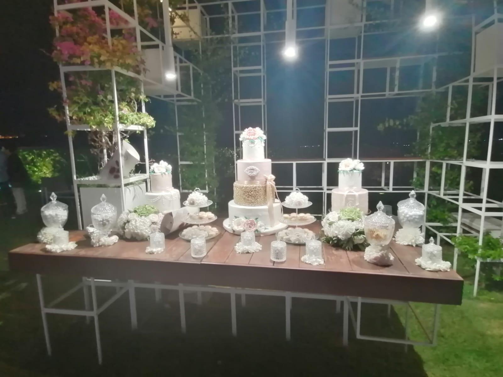 Il Calendario delle Spose a Villa Taurinus. Le immagini di una splendida serata