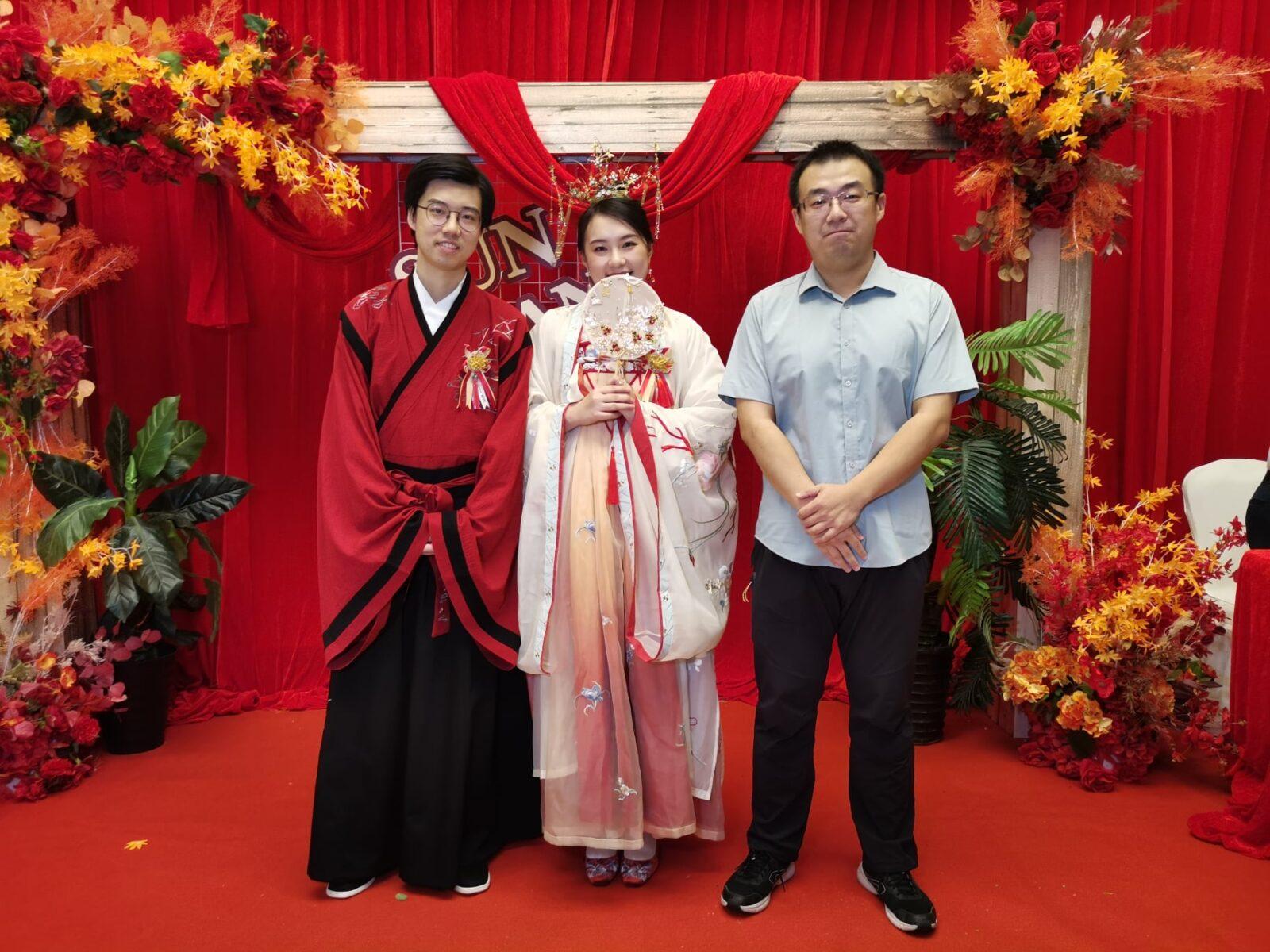 Matrimonio cinese : dalle origini fino ad oggi