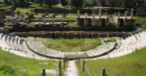 Sessa Aurunca Teatro Romano