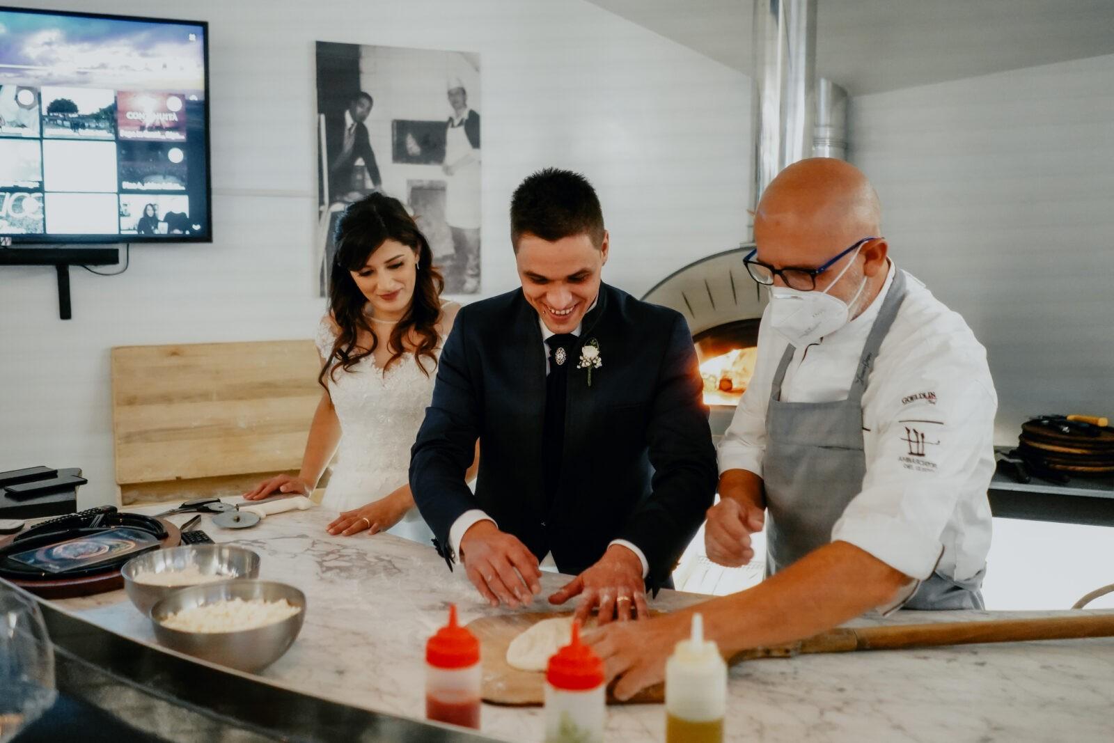 Matrimonio in Campania ai tempi del Covid: l'esperienza autentica di Mario e Valentina