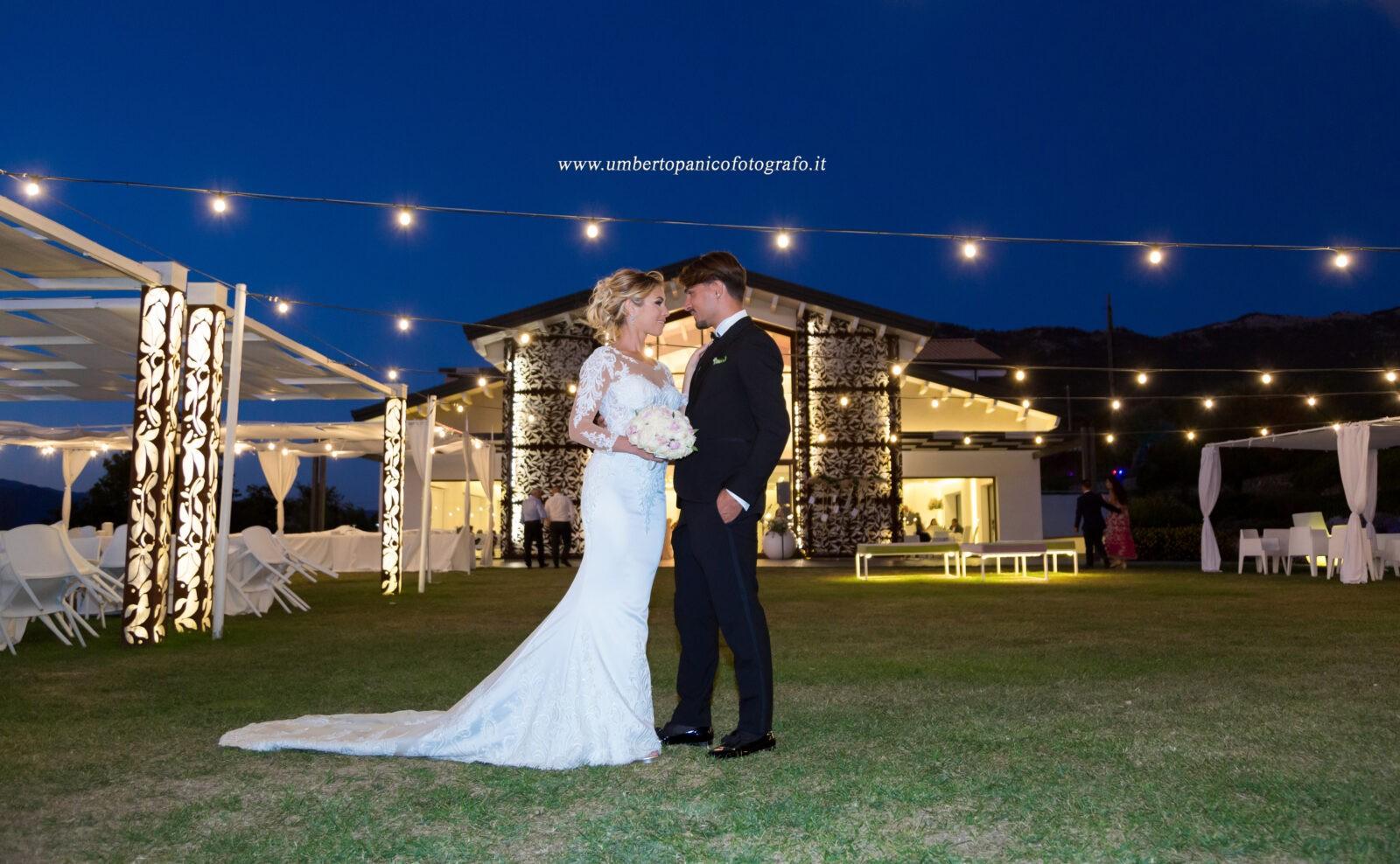 Il matrimonio live social di Antonio e Sofia: testimonial SposIn Campania 2020