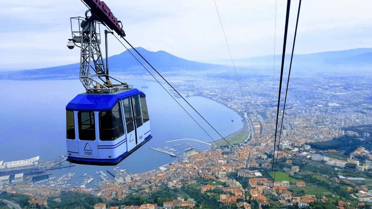 Monte Faito Funivia