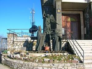 Monte Faito Santuario di San Michele Arcangelo