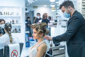 Fashion Mix Acconciature Sposa Tendenza 2021