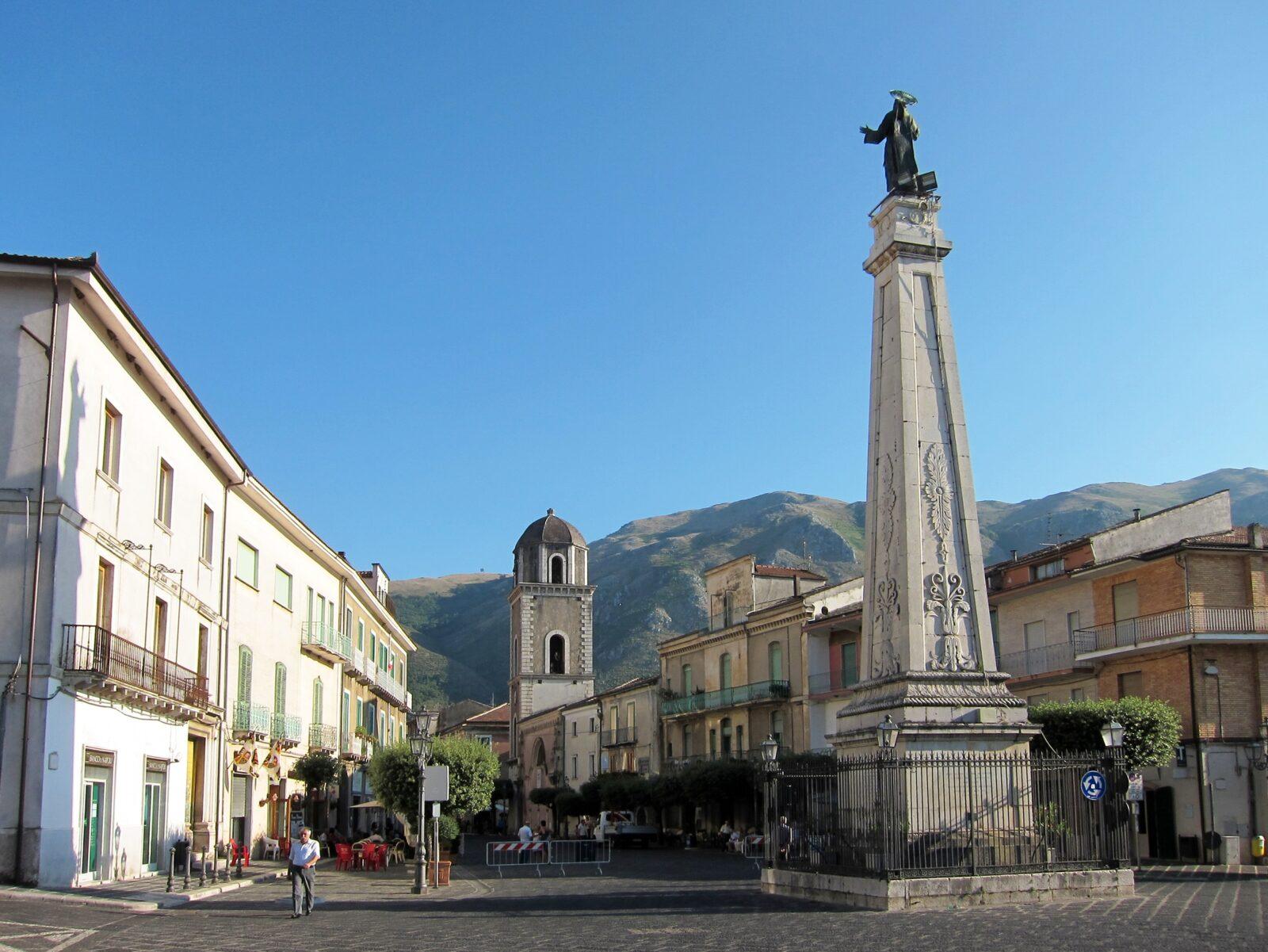 Teggiano: il caratteristico borgo medioevale patrimonio mondiale dell'Unesco