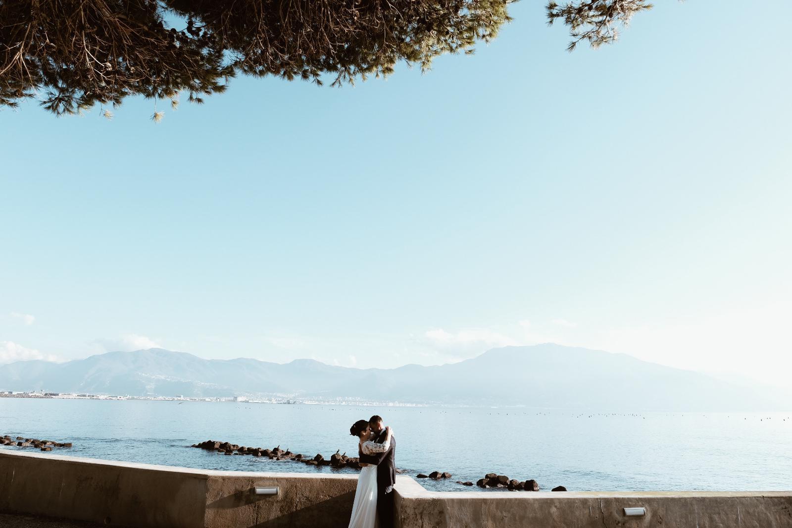 """Il matrimonio a dicembre 2020 di Diego e Maria: """"Sposatevi, non abbiate paura"""""""