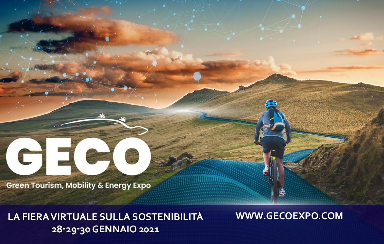 Il settore turistico riparte da GECO, la fiera virtuale sul turismo sostenibile, geco expo, turismo ecosostenibile, turismo, turismo italia, italia turismo, turismo crisi, green economy, fiera virtuale turismo