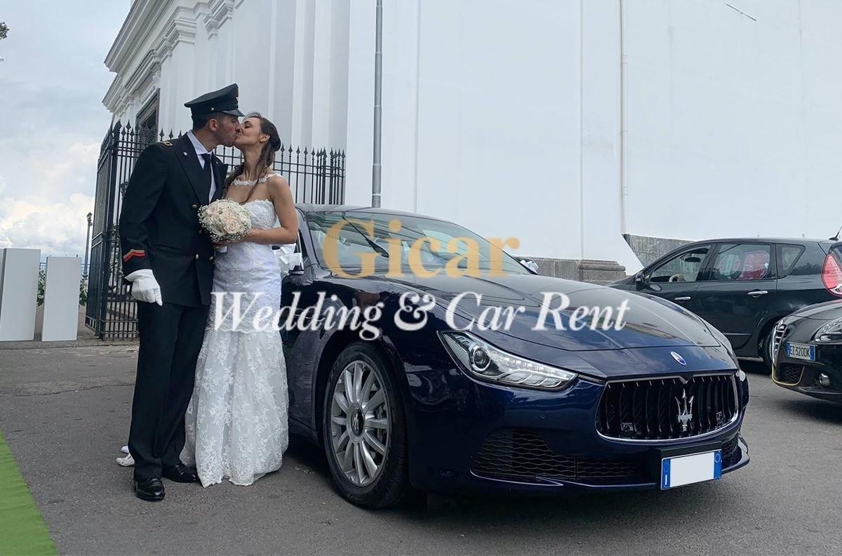 GiCar Wedding: a bordo del lusso