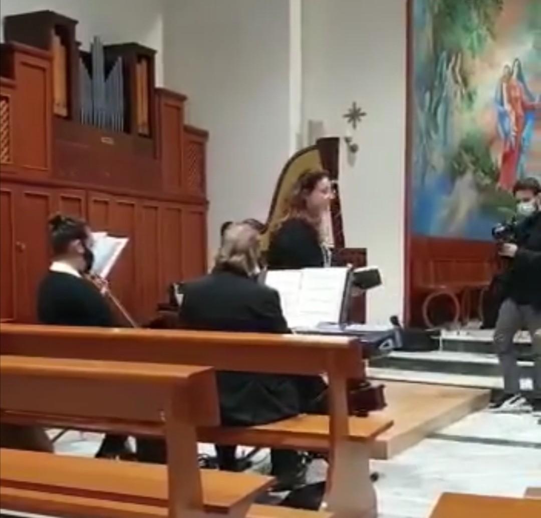 Musica Chiesa Napoli Prof Guadagni