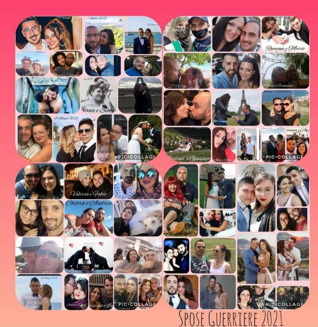 Spose Guerriere 2021: il protocollo per la ripresa dei matrimoni