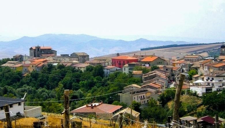 Castelfranco in Miscano e il fenomeno delle Bolle della Malvizza