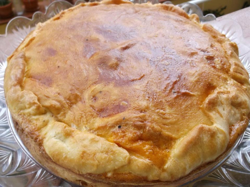 La pizza chiena: il rustico pasquale campano, pizza chiena, tradizioni campania, cucina campania, pasqua campania, ricette tipiche campania, ricette campania, turismo campania, cultura campania