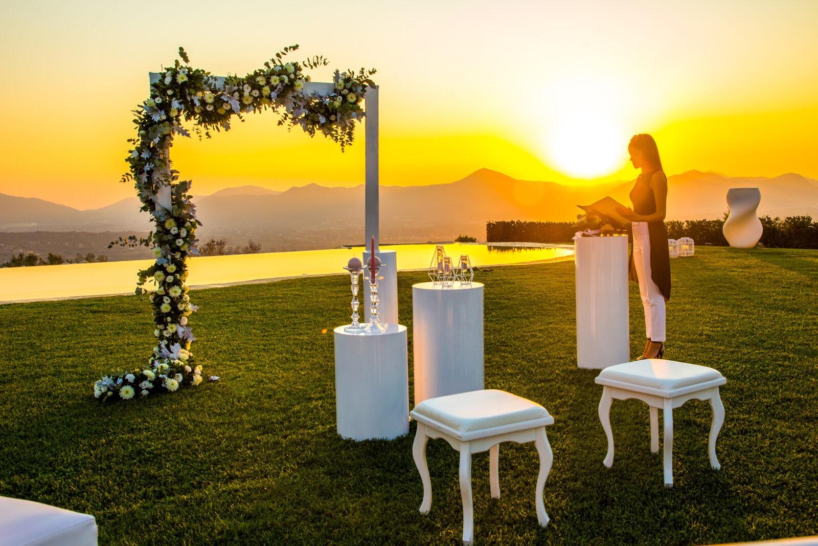 Wedding Celebrant - Celebrante di Matrimonio