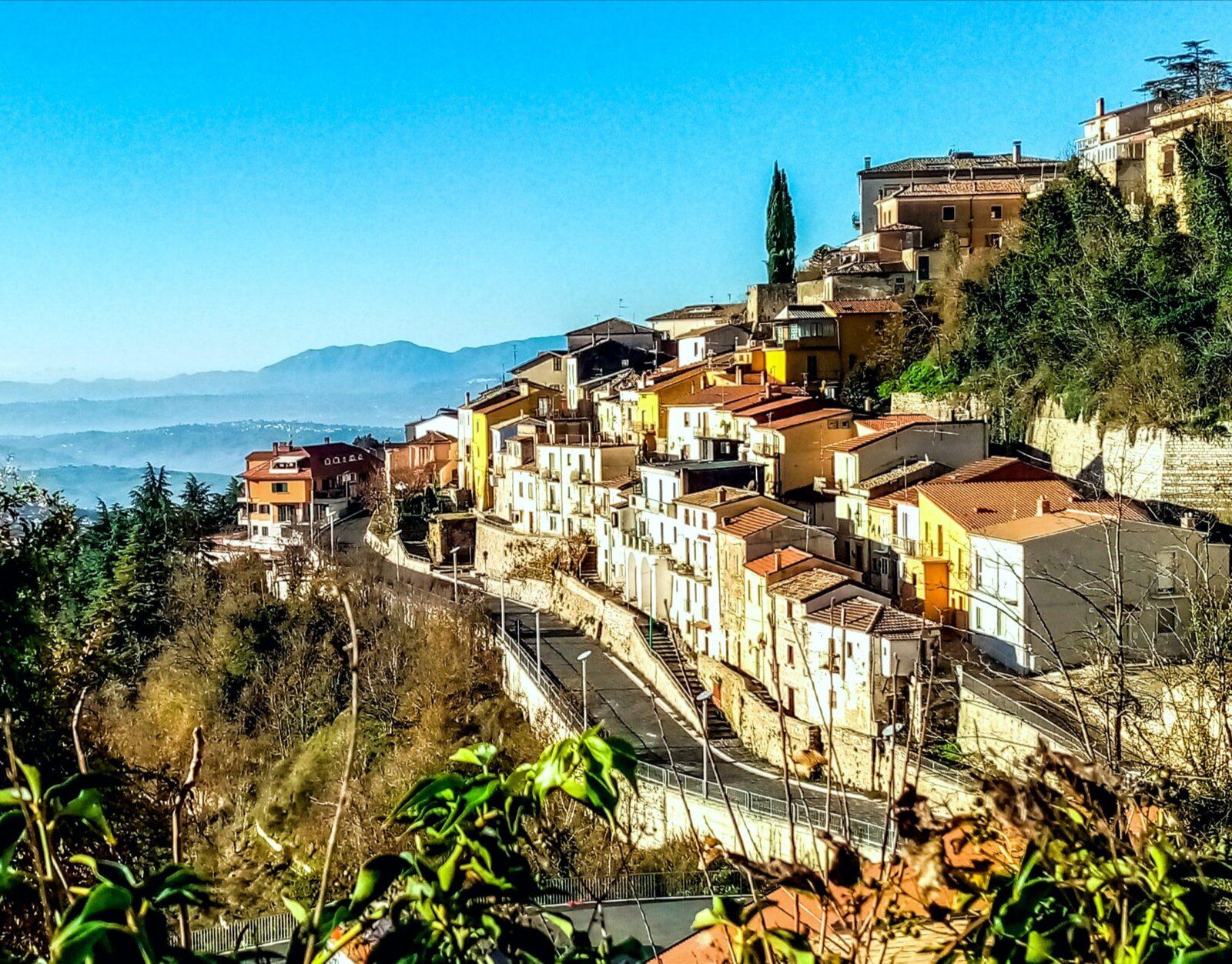 Ariano Irpino: la città del Tricolle
