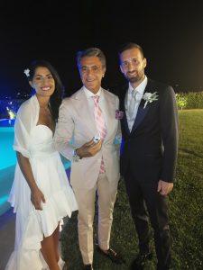 Un matrimonio dalle mille emozioni a Villa Aristea Joylocker